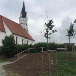 "Ruhebank am ""Eisplatz"" errichtet"
