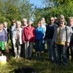 """Obst- u. Gartenbauverein entdeckt den """"Mienbacher Waldgarten"""""""